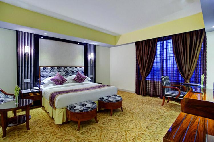 Pacific Suite Bedroom